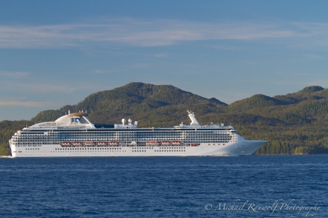 princess cruise ship