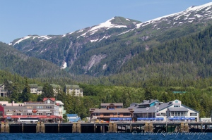 downtown Ketchikan Alaska