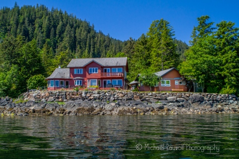 salmon run vacation rental, Ketchikan, Alaska