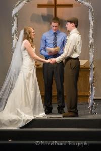 blake and kelsie wedding