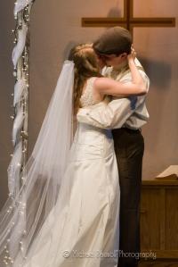 blake kelsie kiss the bride